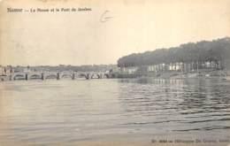 Namur - La Meuse Et Le Pont De Jambes - De Graeve N° 4044 - Namen