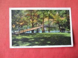 Island Park Bridge Elkhart - Indiana  Ref 3164 - Other