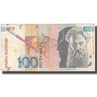 Billet, Slovénie, 100 Tolarjev, 1992-01-15, KM:14A, TB - Slovénie