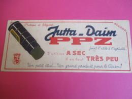 Buvard/ JUTTA-DAIM/ PPZ/Pratique Et élégant/ S'utilise à Sec, Il En Faut Très Peu / Petit étui/1935-1955      BUV306 - Waschen & Putzen