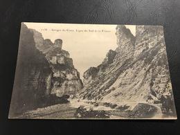 7238 - Gorges Du Cians, Ligne Du Sud De La France - Autres Communes