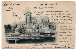 Dole : Le Canal Et L'église Notre-Dame (Editeur Non Mentionné) - Dole