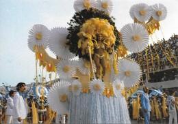 Brésil Rio De Janeiro Aspectos Do Carnaval Carioca (2 Scans) - Rio De Janeiro