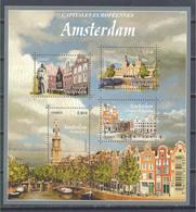 Año 2016 Capitales Europeas Amsterdam - Neufs