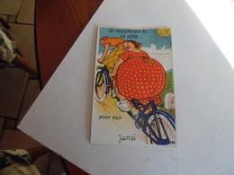 Carte  Humoristique De Janze  Avec 10 Vues De Janze Ille Et Vilaine Edition Artaud (tres Rare) - Frankreich