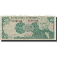 Billet, Venezuela, 20 Bolivares, 1989-09-07, KM:63b, B - Venezuela