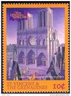 924 St Vincent Notre Dame Paris MNH ** Neuf SC (VIN-115d) - Eglises Et Cathédrales