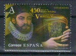 Spanien '450 J. Reina-Valera, 500 J. Reformation' / Spain '450th Ann. Reina-Valera, 500th Ann. Reformation' **/MNH 2019 - Christentum