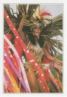 Brésil Salvador De Bahia Le Carnaval (2 Scans) - Salvador De Bahia