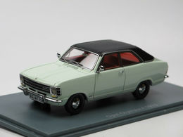 OPEL OLYMPIA A 1970 COUPE WHITE NEO 43756 1/43 WEISS BIANCE BLANC RESIN - Voitures, Camions, Bus