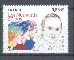 Año 2017  Nª 5121 Loi Neuwirth - France