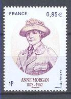 Año 2017  Nª 5123 Anne Morgan - France
