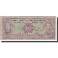 Billet, Venezuela, 10 Bolívares, 1990-05-31, KM:61b, B+ - Venezuela