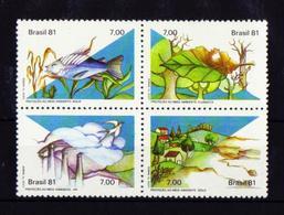 Brasil 1480/3** Nuevo - Brazil