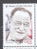Año 2017  Nª 5134 Naurice Faure - France