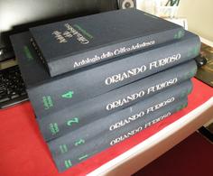 LUDOVICO ARIOSTO - Orlando Furioso. 5 Volumi. - Libri, Riviste, Fumetti