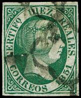 Ed. 0 11 - Precioso. Certif. GRAUS. Cat.720€ - Unused Stamps