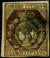 Ed.  0 22 - Precioso Ejemplar. Amplios Márgenes. Marquillado. Cat. 745€ - Unused Stamps