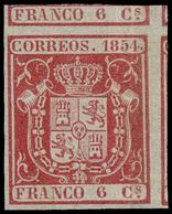 Ed. ** 24 - Ejemplar De Lujo. - Unused Stamps