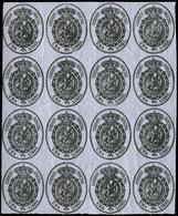Ed. *** 38 Bl.16 Lujo. Cat. +700€ - Unused Stamps
