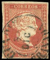 """Ed. 0 48 - Mat. Fechador Tp. I """"Guadix-Granada"""" Lujo. Muy Raro. - Unused Stamps"""
