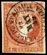 """Ed. 0 48 - Mat. Fechador Tp. II """"Alcaláde Guadaira-Sevilla"""" Lujo. - Unused Stamps"""