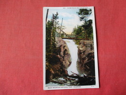-  Chasm Falls Fall River Road Rocky Mountain National Park Colorado > Ref 3164 - Other