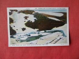 Iceberg Lake  Estes  Grand Lake   Colorado > Ref 3164 - Other