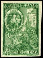 Ed. ** 581ccFs Verde Esmeralda. S/D - Nuevos