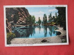Estes  Park Gem Lake   Colorado > Ref 3164 - Other