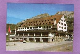 Arlberg Hospiz Hotel Familie Werner  Automobiles VW COMBI - St. Anton Am Arlberg
