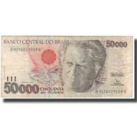Billet, Brésil, 50,000 Cruzeiros, KM:234a, TB - Brésil