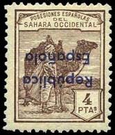 Ed. *** 46BHi Variedad Habilitación Invertida. Lujo. Sin Charnela. Cat. +300€ - Marruecos Español