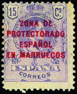 Ed. ** NE 3 Cat. 168€ - Marruecos Español