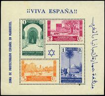 Ed. *** 167/8 Cat. 82€ - Marruecos Español
