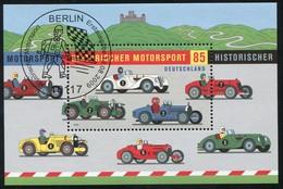 Block 75 Historischer Motorsport - Rennwagen & Sportwagen 2009, ESSt Berlin - BRD