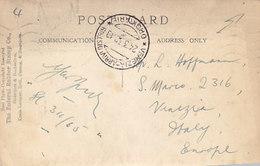 Kuala Lumpur Selangor - Chartered Bank - Fotocard - 1930    (190114) - Malaysia