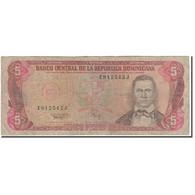 Billet, Dominican Republic, 5 Pesos Oro, 1994, KM:118a, B - Dominicaine