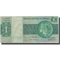 Billet, Brésil, 1 Cruzeiro, KM:191Ab, TB - Brésil