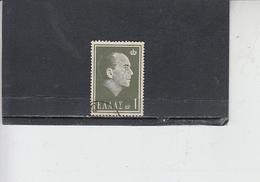 GRECIA  1964 .  Unificato 815 - Paolo I - Grecia