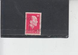 GRECIA  1964 .  Unificato 822 - Paolo I - Grecia