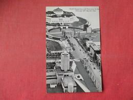 1933 Chicago Worlds Fair   Shedd Acquarium & Entrance To Worlds Fair      Ref 3164 - Exhibitions