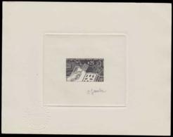 FRANCE Epreuves  1403 Epreuve D'artiste En Noir, Signée Gandon: Philatec 64. - Artist Proofs