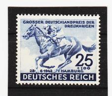 AUA1346 DEUTSCHES REICH 1942  MICHL 814  ** Postfrisch Siehe ABBILDUNG - Deutschland