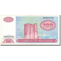 Billet, Azerbaïdjan, 100 Manat, KM:18b, SUP - Azerbaïdjan