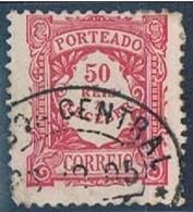 Portugal, 1904, # 12 Porteado, Used - Oblitérés
