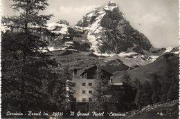 Valle D'Aosta - Cervinia - Breuil - Grand Hotel Cervinia - Fg - Unclassified
