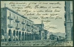 CARTOLINA - CV2075 CUNEO (CN) Corso Nizza, FP, Viaggiata 1933 Da Cuneo Per Brescia, Ottime Condizioni - Cuneo
