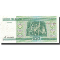 Billet, Bélarus, 100 Rublei, KM:26a, NEUF - Belarus