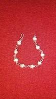 Bracelet Pour Fille En Argent- 5cm - Bracelets